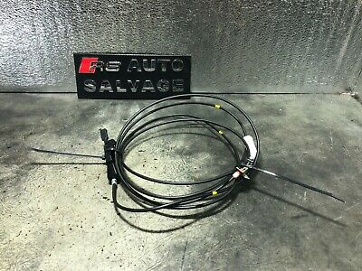 2008 Daihatsu Sirion 5Dr Fuel Filler Flap Release Cable & Lever Handle