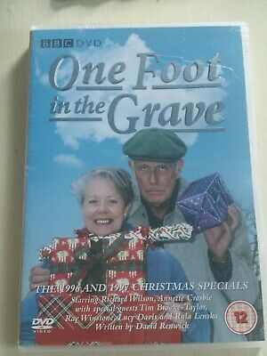 One Foot In the Grave - The Christmas Specials (DVD, 2006) (DVD)- REGION 2