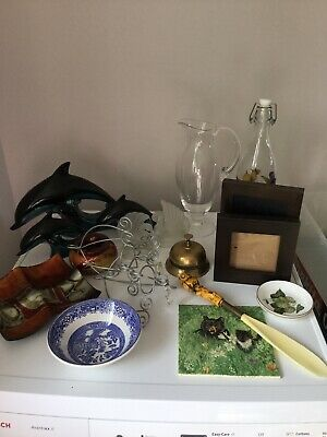 House Clearance Antique/vintage-Random Items Some Signed/Marked