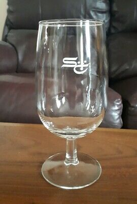Southern Cross Hotel Melbourne Logo 400ml Stem Drinking Glass