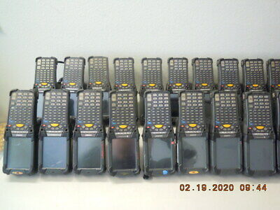 Symbol Motorola MC9090-GF0HJEFA6WR Windows Mobile Wireless Bar code Scanner