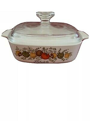 Corning Ware Spice Of Life L Echalote 1 Lt Saucepan With Lid