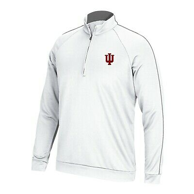 NCAA Indiana Hoosiers Adult Men 2017 Spring Game Sideline S//Climalite Tee,Small,Victory Red