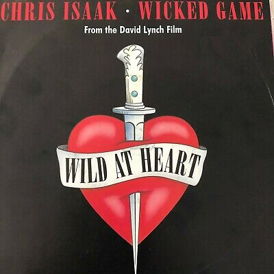 Chris Isaak: Wicked Game - Huge vinyl 45 sale - All M/NM