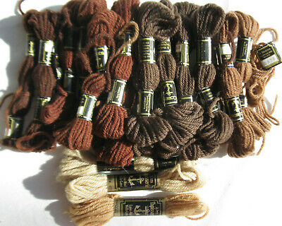 Embroidery Tapestry Wool Coats 22 skeins