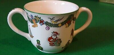 Spode Christmas Drinking Cup