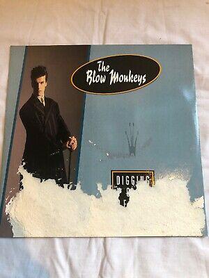 The Blow Monkeys - Digging Your Scene Re-Mix, RCA MONK-Y1 Ex Condition 10""