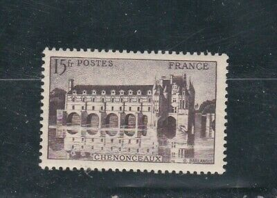 "FRANCE TIMBRE N° Y&T 610 "" Chenonceaux "" NEUF** port maxi 1 euro"