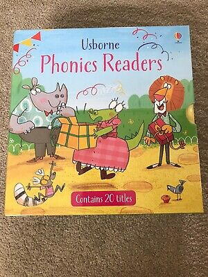 My First Phonic Books Reading Library X20 Books