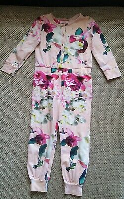 Ted Baker Jumpsuit Size 5-6years
