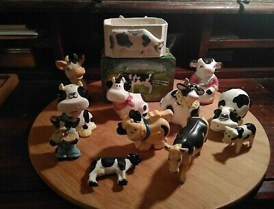 Cow lovers 13 Piece Lot