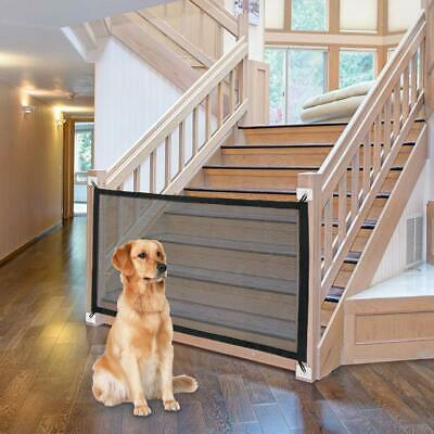 Magic Portable Kids &Pets Safety Door Guard Enclosure to Play and Rest