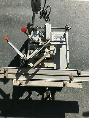 New Hermes Engravograph Model I-LK 2 Engraving Machine (ILK2 122987)