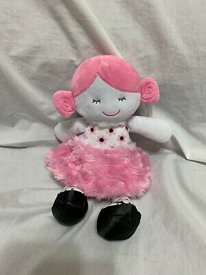Baby Gear Plush Doll Minky Skirt