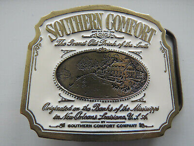 USA Men's Buckle **Southern Comfort** As New - Unused
