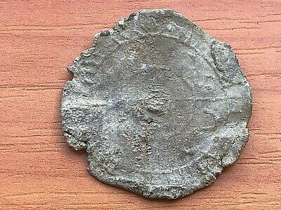 Ancient Byzantine Medieval Lead Seal Very Rare