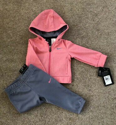 Limited Edition Girls Nike Therma 2 Piece Set. 12 Months. Tracksuit Age 1 BNWTs