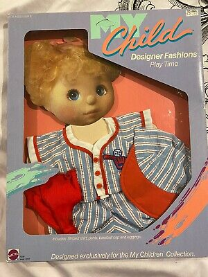 Mint In Box My Child Doll Outfit