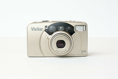 Vivitar PZ3105 with cool light leaks - TESTED, SEE SAMPLES!