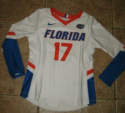 NEW Nike Girls Florida Gators Long Sleeve Volleyball Jersey!