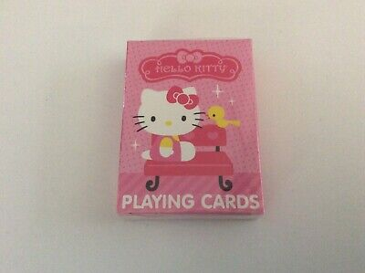 Hello Kitty Deck Playing Cards New