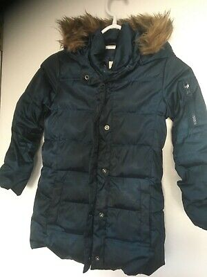 Gap girls coat down filled size small (approx. size 7-8)