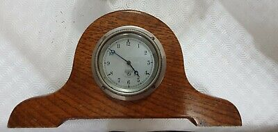 Old Antique Vintage Smiths Napolion Mantle Clock