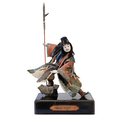 Antique Japanese Takeda Ningyo of Kabuki Actor