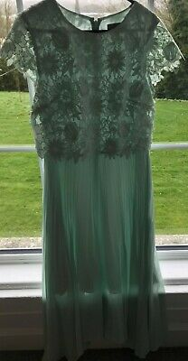 Coast Mint Bridesmaid/Evening Gown/Party/Prom/Any occasion Dress Size 12