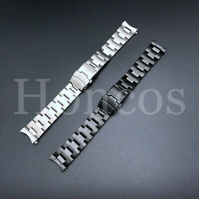 20 - 22 MM Diver Steel Oyster Jubilee Watch Band Bracelet Fits For Seiko SKX009