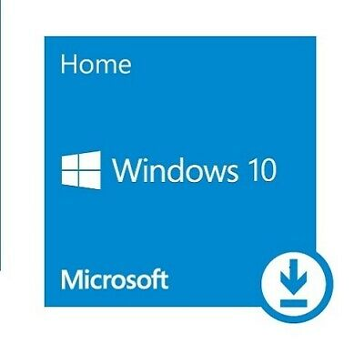 Microsoft Windows 10 Home 32/64 Bits Multilenguaje Online Product Key 1 Licencia