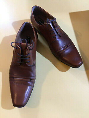 Windsor Smith James Whisky Leather Lace Up Dress Formal Business Shoes Mens