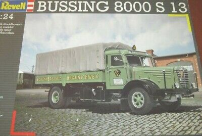 Kit Camion Bussing 8000 S 13 1/24 Marca Revell