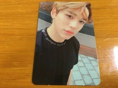 NCT 2018 LUCAS [ EMPATHY Official Photocard Reality Ver] / New, RARE / +Gift