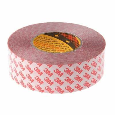 3M Double Sided Tape 50mm x 50 metres Double Coated