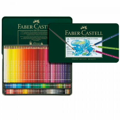Faber-Castell Albrecht Dürer Artists Watercolour Tin Set of 120 - 117511