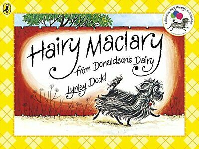Hairy Maclary from Donaldson's Dairy (Hairy Maclary and Frien New Paperback Book