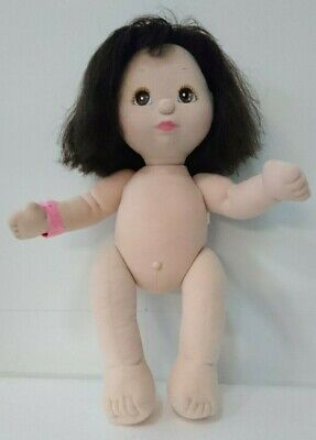 MATTEL My Child Doll, peachy, in good condition for age, perfect for restoration