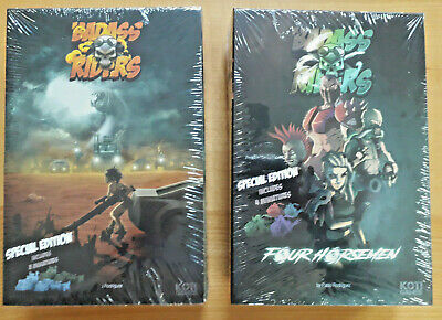 DE Cowpuncher-Candy Ulisses Spiele ULID0260 Rail Raiders Infinite