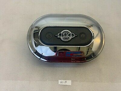 Harley Davidson 110 Cubic Inch Oval Air Cleaner Cover high flow? CVO ?