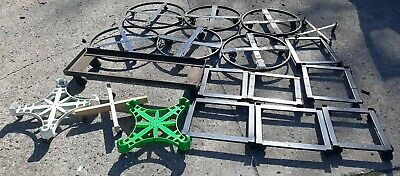 Drum Dolly 30/55 Gallon Barrel Cart & More Lot Swivel Casters