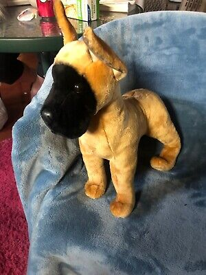 Douglas Great Dane plush