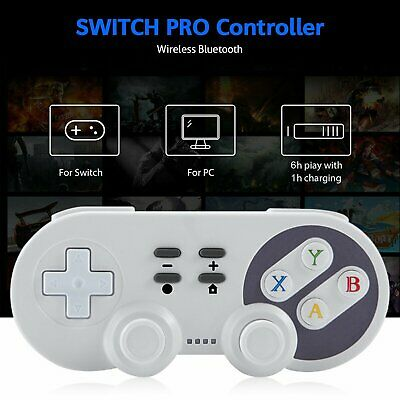 Wireless Game Controller Bluetooth Gamepad For Nintend Switch/Andriod/ PC/ PS3