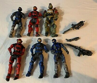 """/"""" Free Shipping HALO Action Figures /""""Select Your Figure s"""