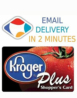 4000 Kroger Fuel Points on Gas Exp 05/31/2020 - Email Instant Delivery