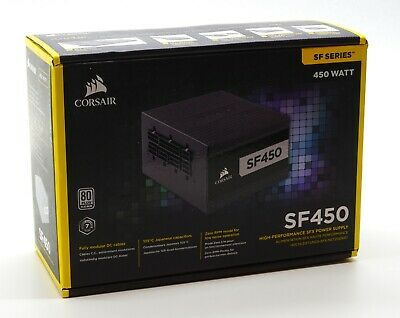 Corsair SF450 80 Plus Platinum Modular SFX Power Supply 450W