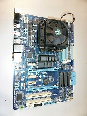 AMD X8 FX8350 CPU + Motherboard