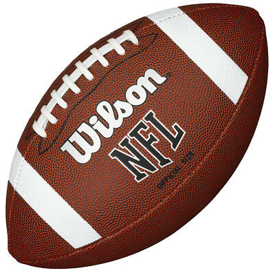 Wilson NFL Official Size American Football