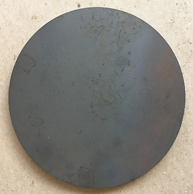 """3/8"""" x 21.25"""" Steel Disc, Plate, A36 Steel, 0.375"""" Thick"""