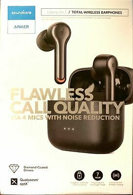 Anker - Soundcore Liberty Air 2 True Wireless In-Ear Headphones - Black NEW